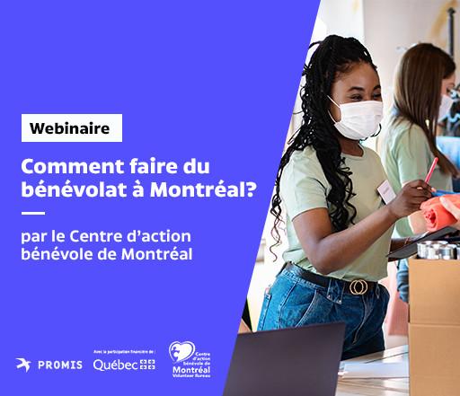 Comment faire du bénévolat à Montréal