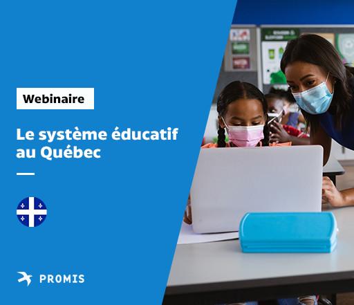 Le système éducatif au Québec