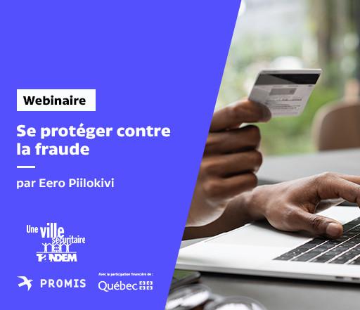 Se protéger contre la fraude