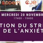 Gestion du stress et de l'anxiété