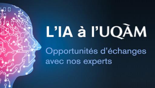 Journée sur l'IA à l'UQAM