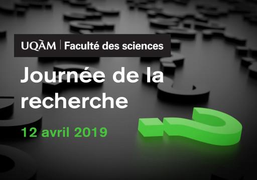 Journée de la recherche à la Faculté des sciences