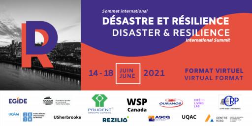 Sommet international Désastre et Résilience 2021