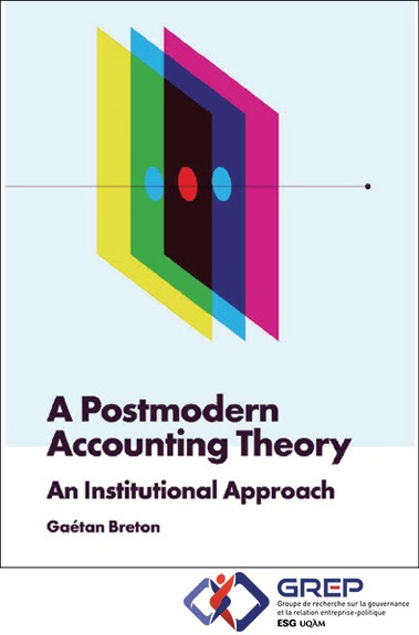 Lancement du livre «A postmodern accounting theory»