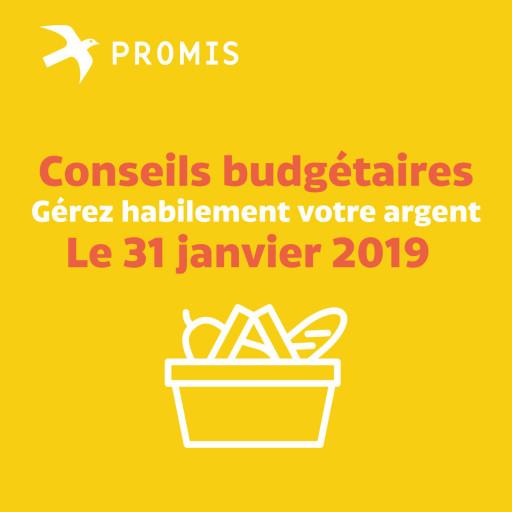 Conseils budgétaires