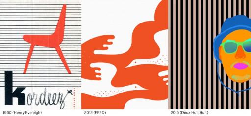 Le design graphique, ça bouge! 50 ans de rayonnement du design