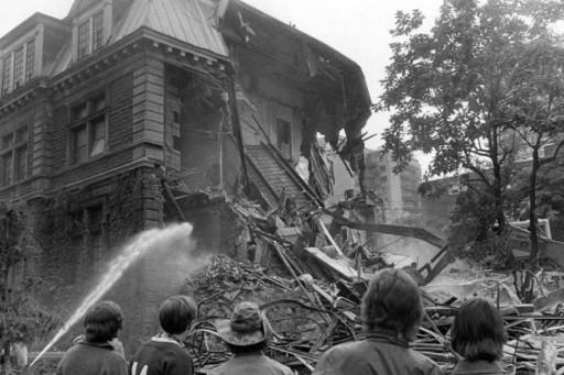 Conférence en ligne Les Midis du Labo: «Comprendre et cartographier la «mort» du Golden Square Mile (1945-1980)»