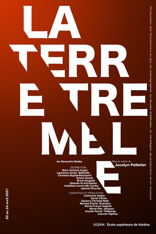 Théâtre: «La terre tremble»