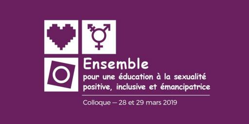 Ensemble pour une éducation à la sexualité positive, inclusive et émancipatrice